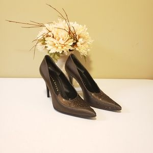 Richard Tyler women High Heels shoes made in Italy